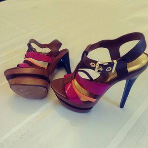 Shoes - Fabulous Jessica Simpson Platform Stilettos